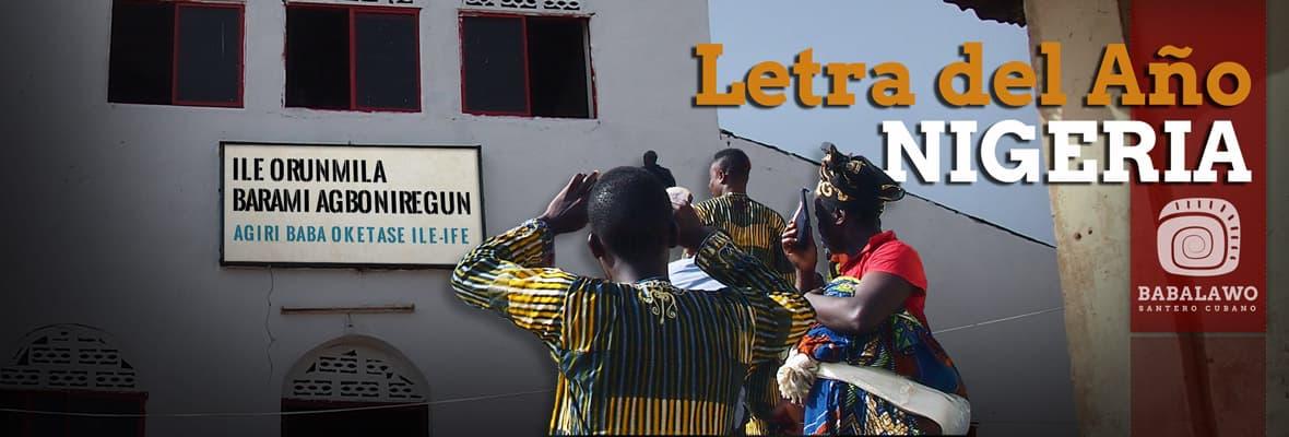 Oke Itase Nigeria 2020 2021, Letra del Año Ile Ife 2020 2021
