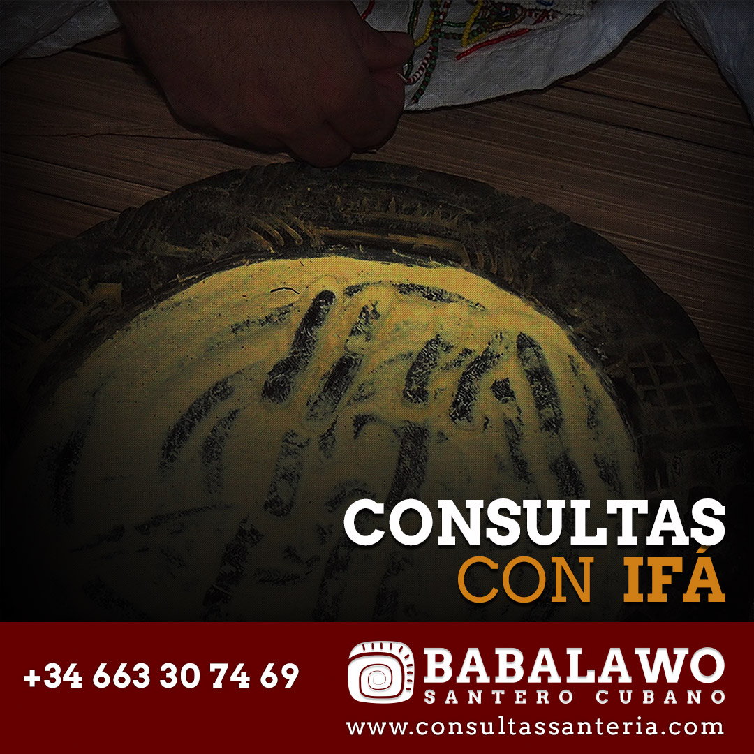 Consulta de Santería con un Babalawo