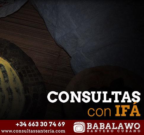 Consultas de Santería con un Babalawo